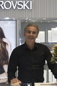 About us : Paul Andre Moss is the owner of Paul Andre Jewellers in Haywards Heath