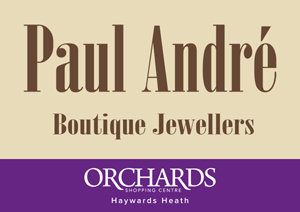 Paul Andre Jewellers Logo