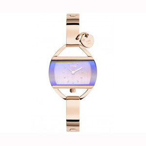 Temptress Charm Rose Gold Violet