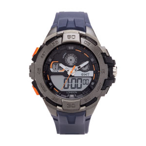 GMT watch
